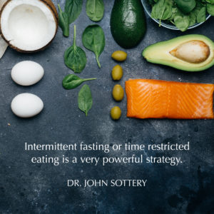 The Relationship Between Intermittent Fasting, Cellular Aging, and Chronic Disease